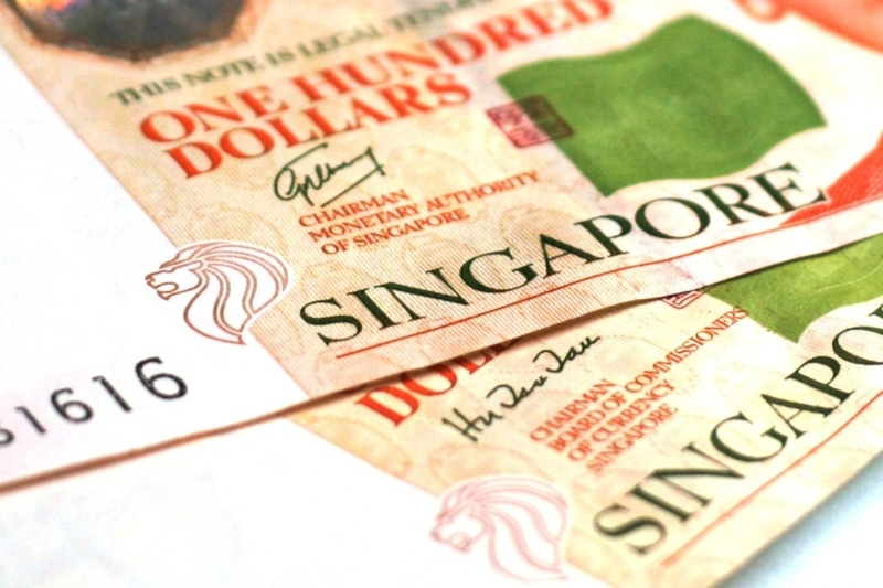 New Singapore notes