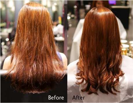 Before After back