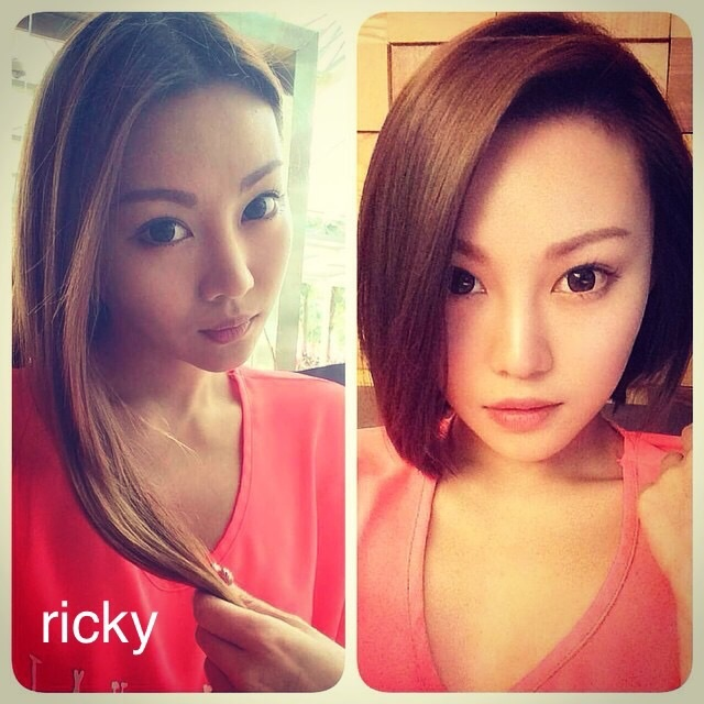 Haircut by Ricky from Plan B by Vast Hair Salon