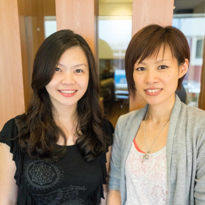 46. After photo with Yukie