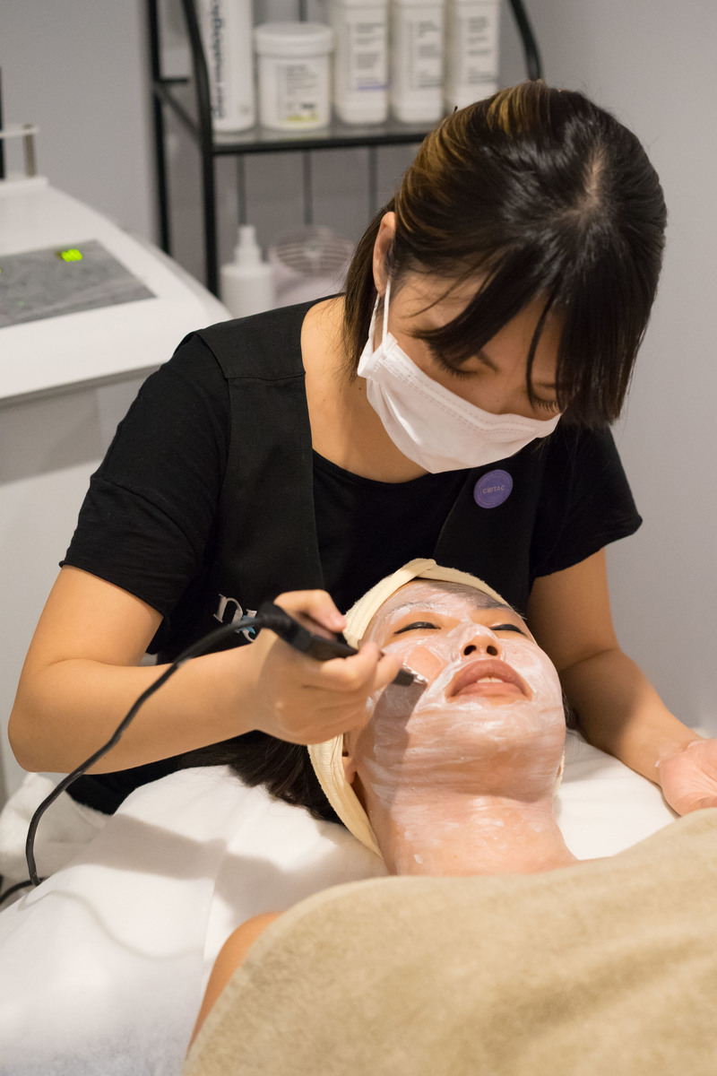 Using Ultrasound to remove impurities on a deeper level