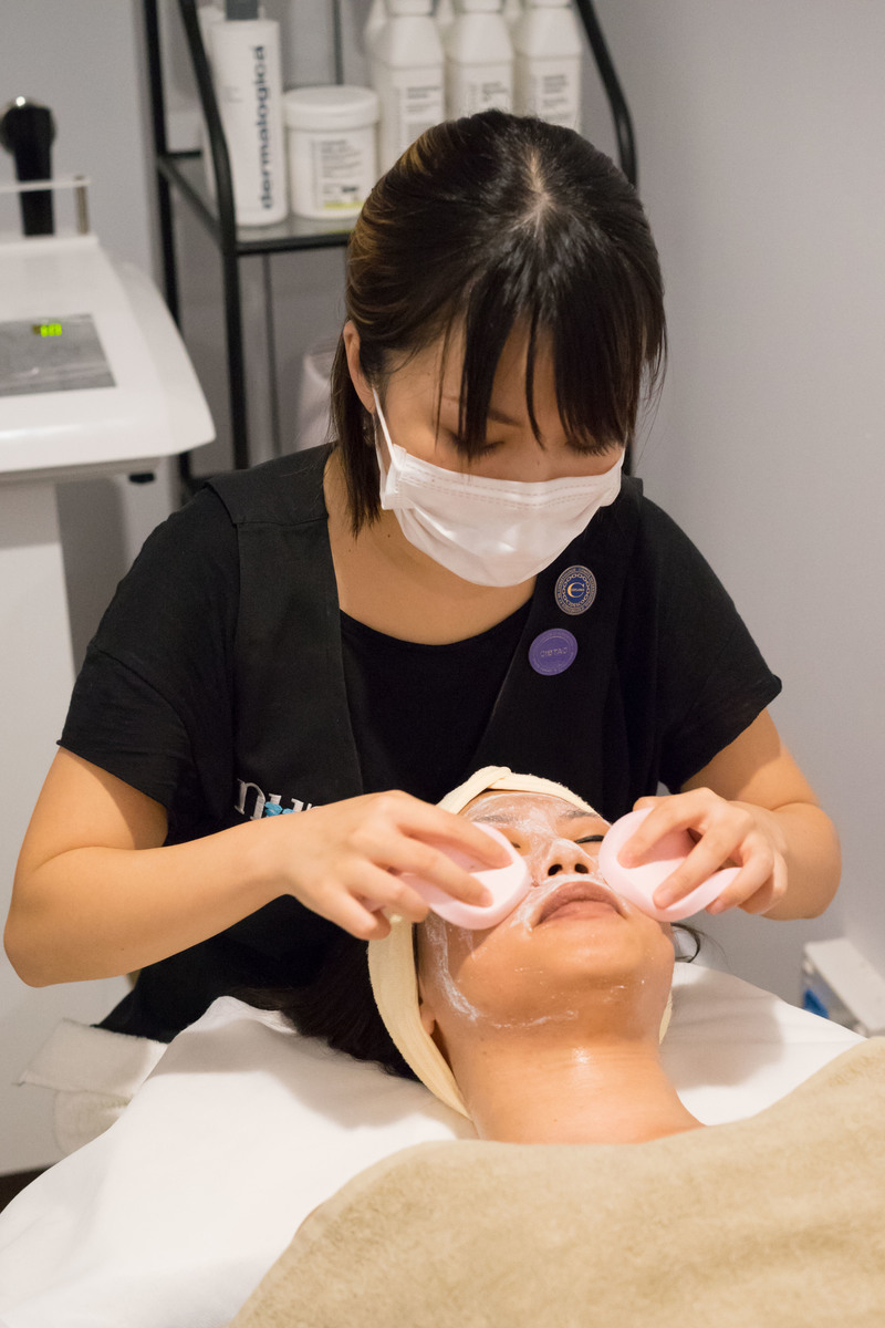 Removal of Enzyme Peel