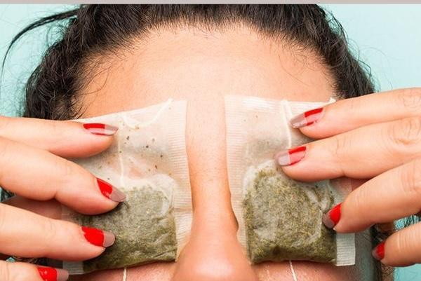 Teabags for Puffy Eyes