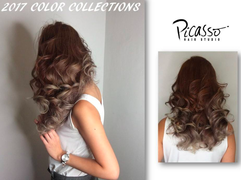 Bombshell Curl by Picasso Hair Studio for Valentines Day