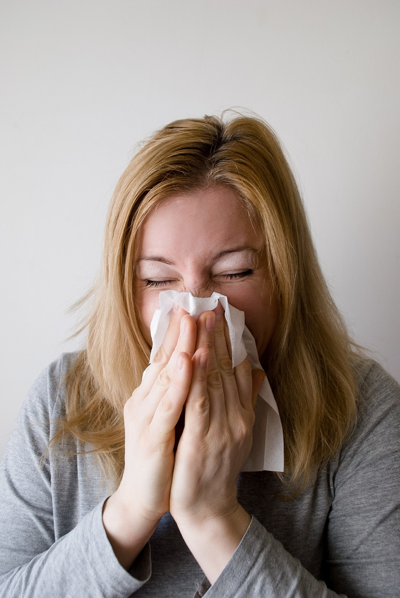 Do not do lash extension during flu