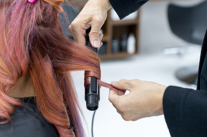 Blow Dry and Styling at Chez Vous Hideaway