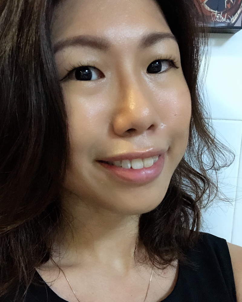 2-4 Weeks After Lash Extensions at Allongee Japanese Beauty Salon