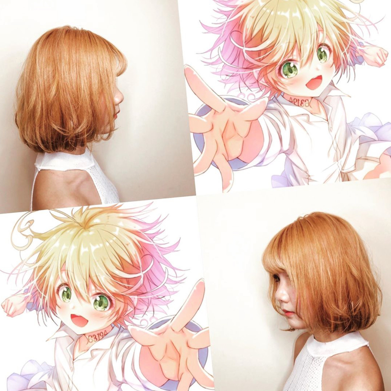 Copper Hair Colour by Hajime from Finder by COVO