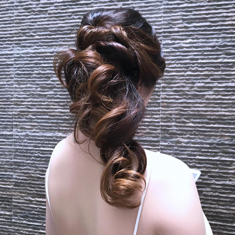 Hairstyling for Special Events by Picasso Hair Studio
