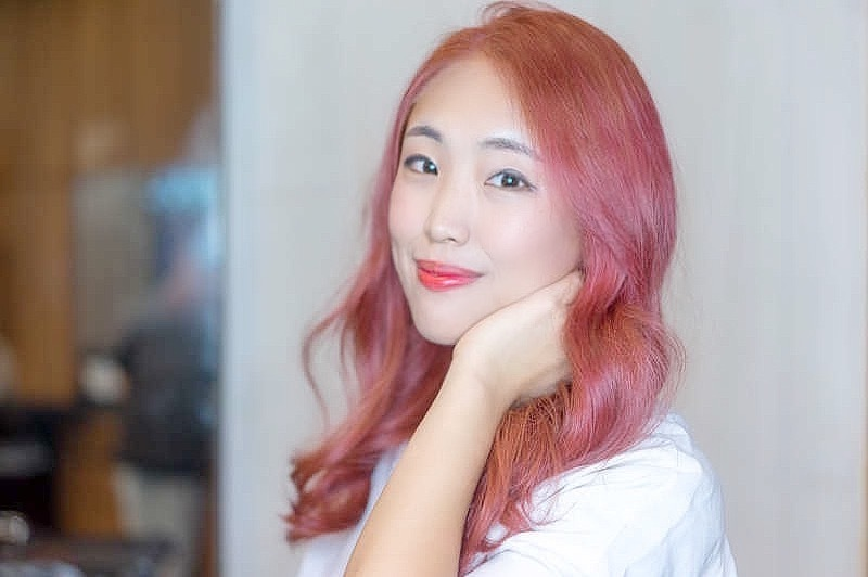 How I Look After Getting Ash Rose Hair Colour at Style NA