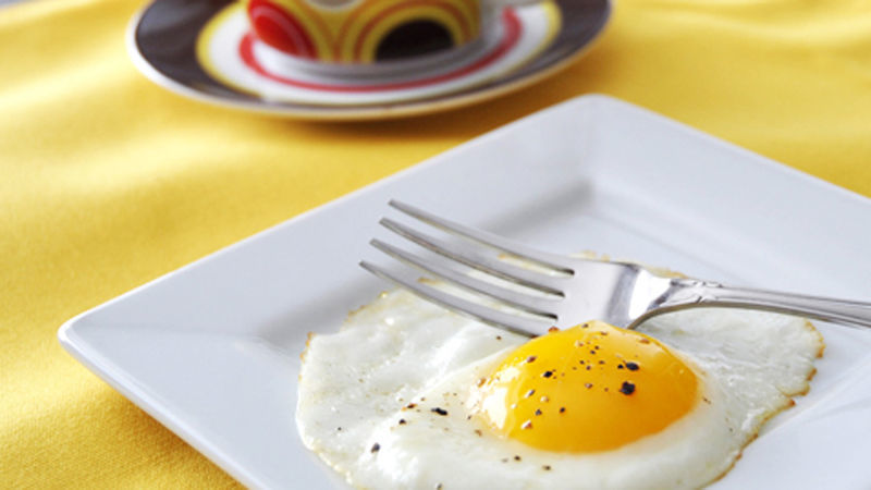 Perfect Sunny Side Up