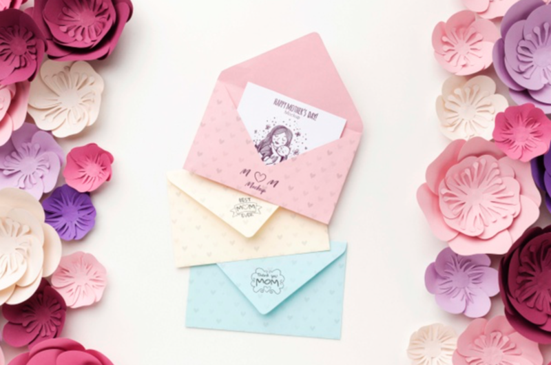 Letter for Mother's Day