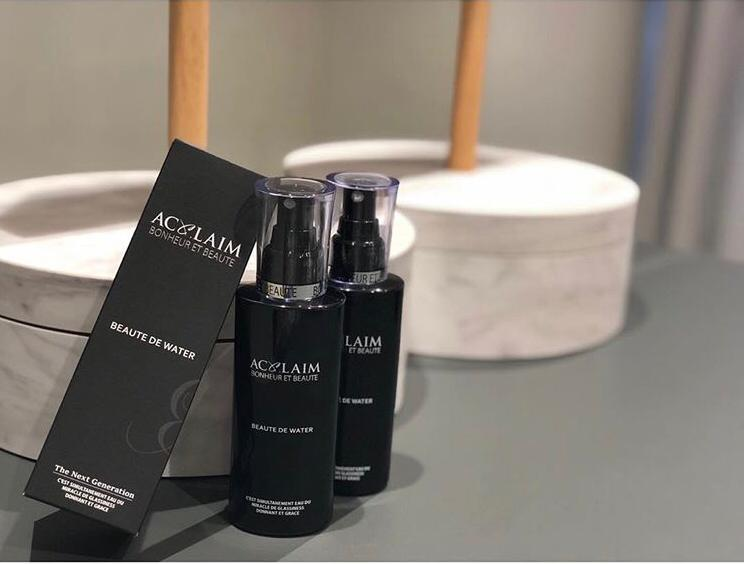 Acclaim Water at Allumer Japanese Hair Salon to Prevent and Treat Maskne