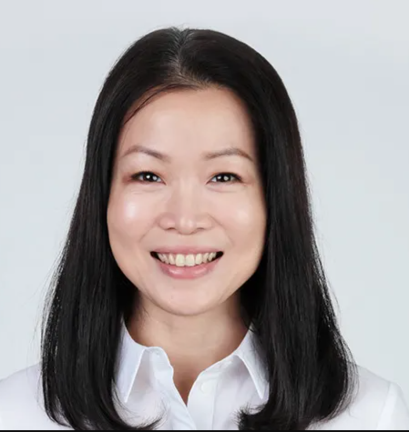 Singapore Politician Cheng Li Hui from PAP Straight Lob with C Curl