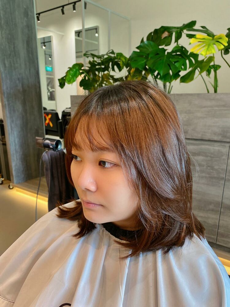 Value For Money Perm and Colour by No. 8 Hair Studio