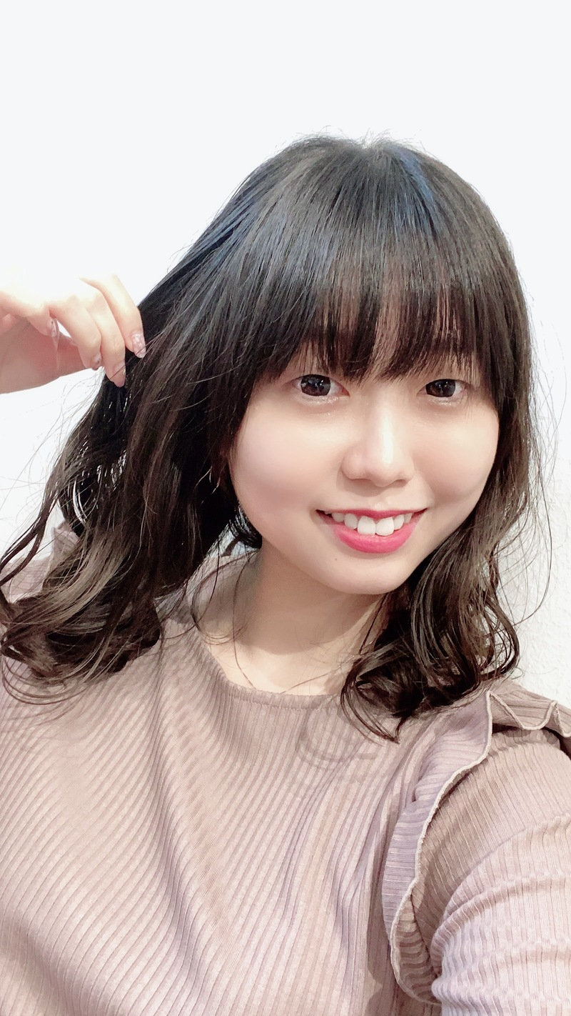 Perfect Work From Home Hairstyle with Advante Perm by Room Japanese Hair Salon