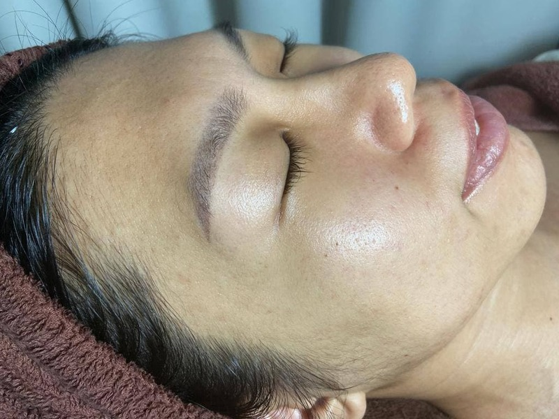 Improved Skin After Facial at The Bund Beauty