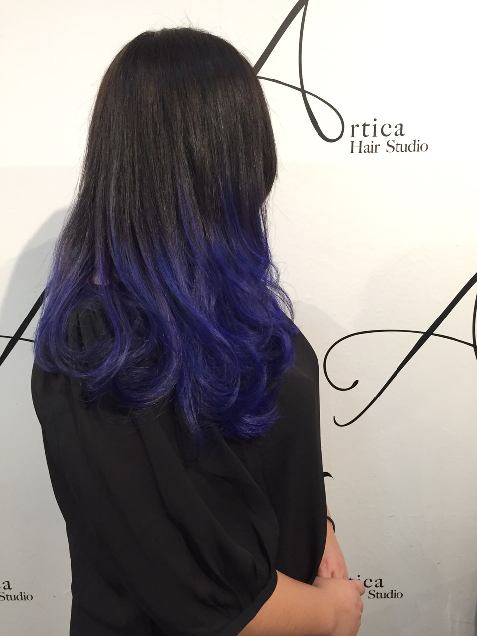 Blue Ombre (Bell)
