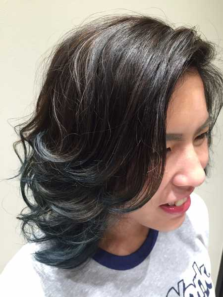 Green Ombre by Branche Hair Salon @ Capitol Piazza