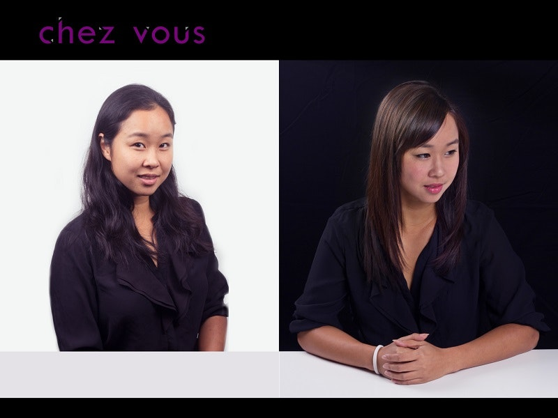 Best Keratin Treatment Before and After at Chez Vous