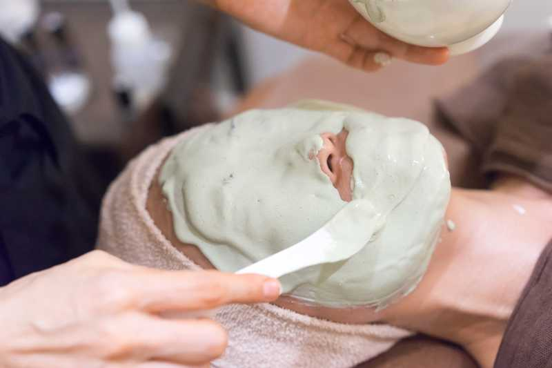 Deep Cleansing Facial at Organics Beauty for Combination Skin
