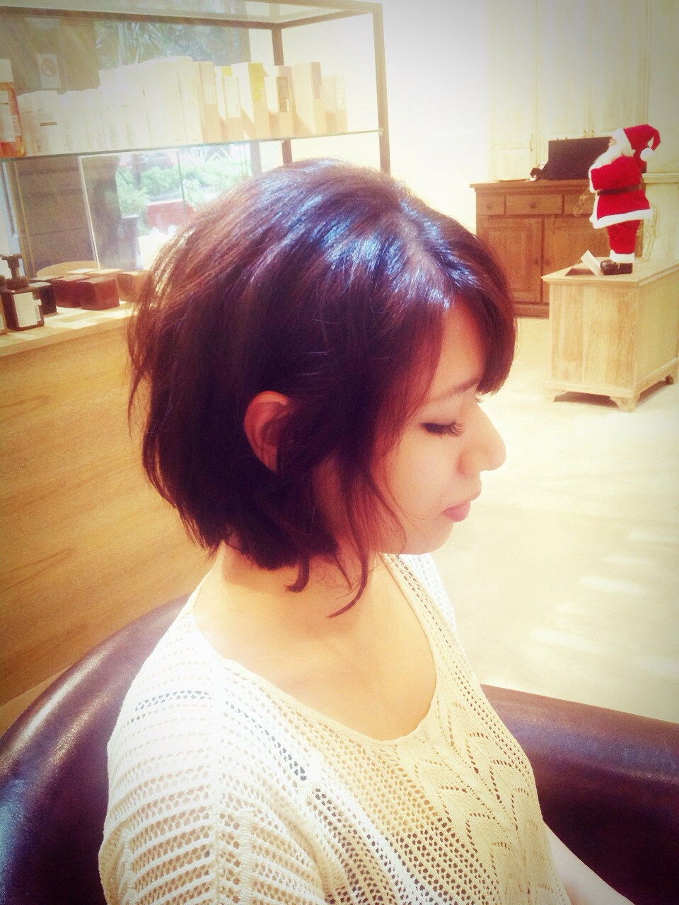 Japanese Style Cut by Chiho from Aventa Hair Salon