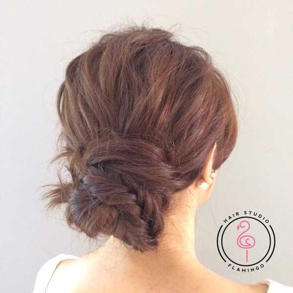 Updo Styling by Flamingo Hair Studio