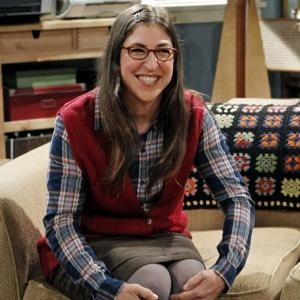 Dr Amy from Big Bang Theory