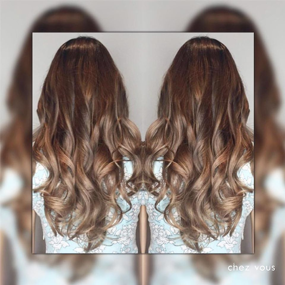 Balayage Brown by Chez Vous