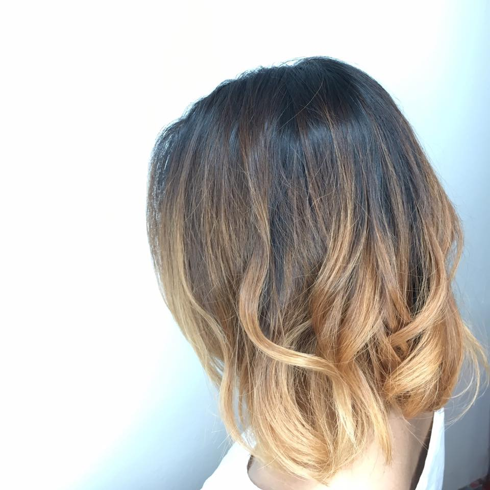 Blonde Ombre by Bump Hair Design