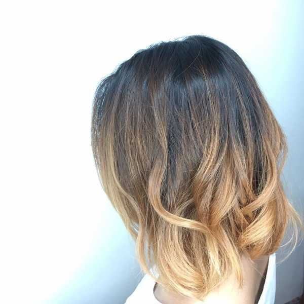 Ombre Brown by AVENTA Hair Salon