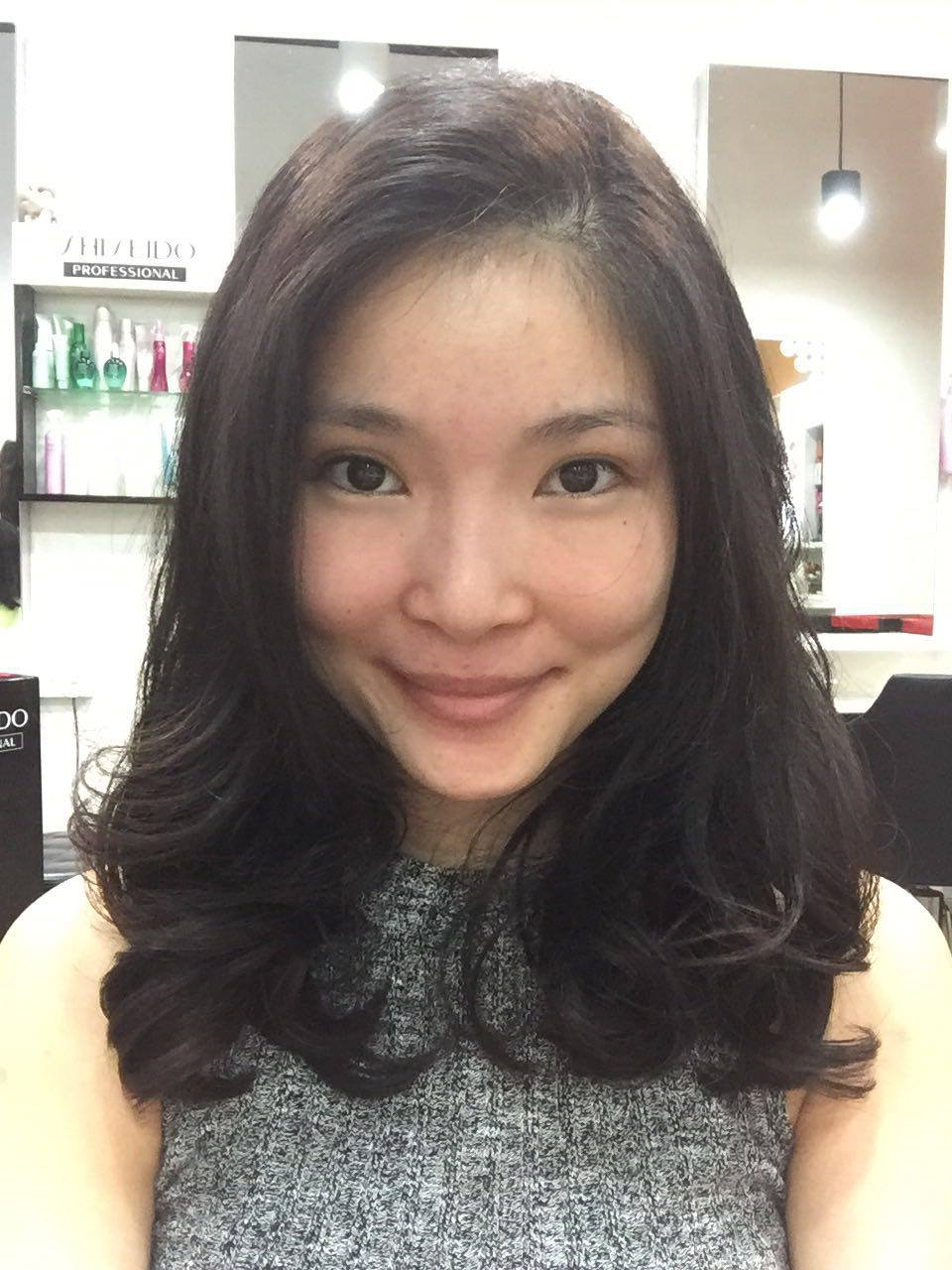 Big Wave Perm by Act Point Salon