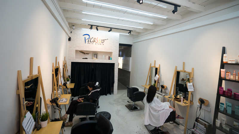 Affordable Haircut at Picasso Hair Studio