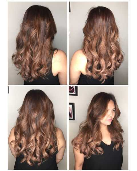 Ecaille Balayage by Picasso Hair Studio