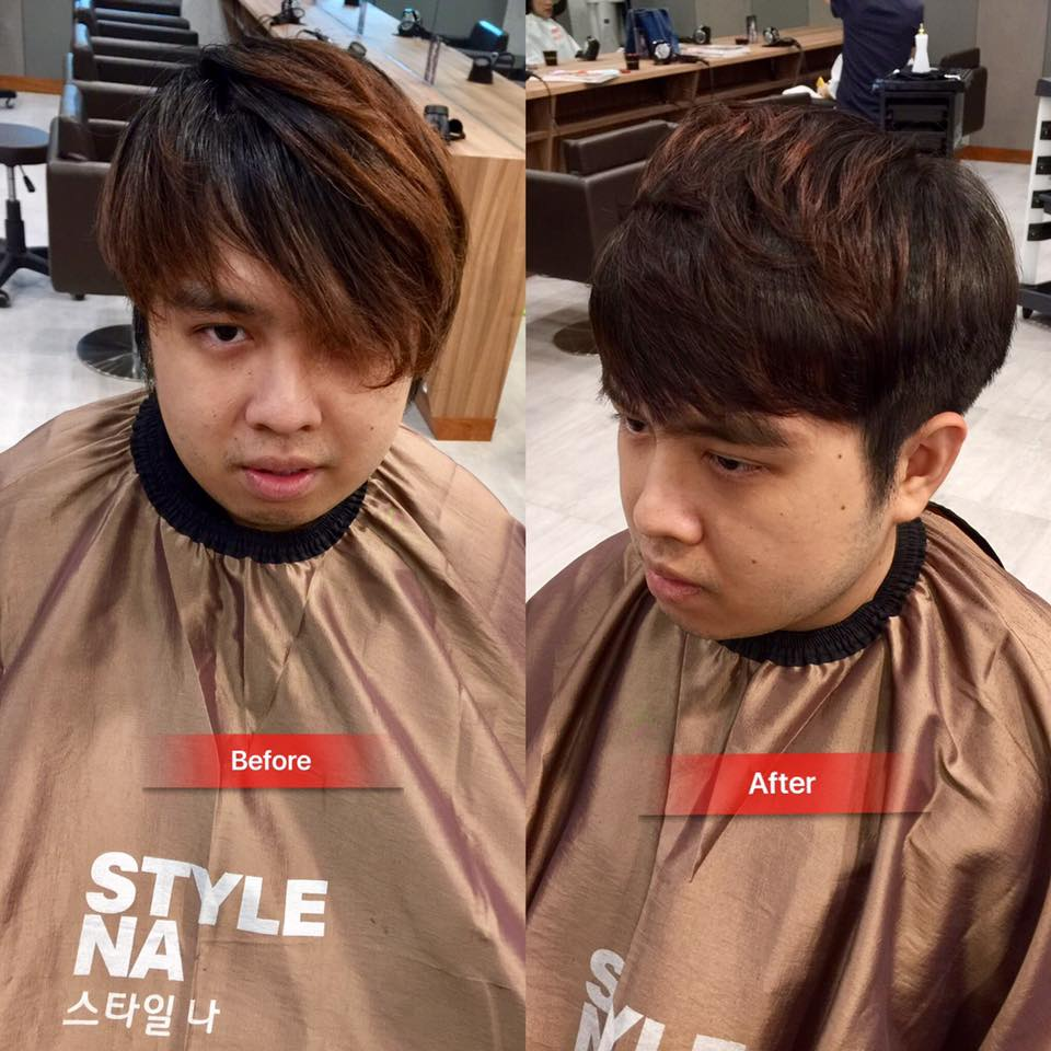 Haircut and Korean Perm by Style NA
