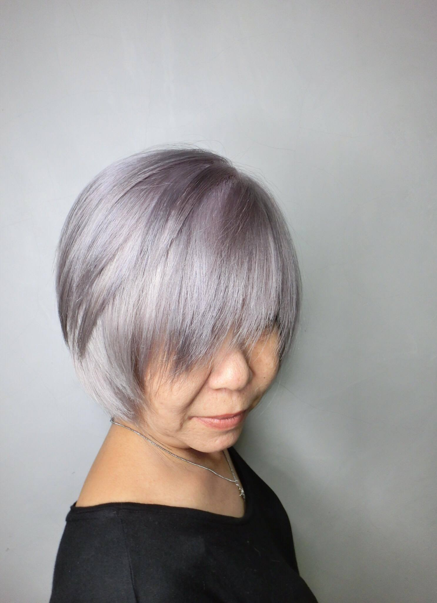 Lilac Hair by 99 Percent