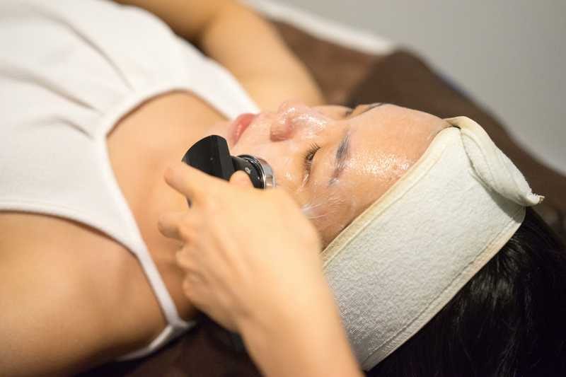 Customised Gentle Facial at SONA Japanese