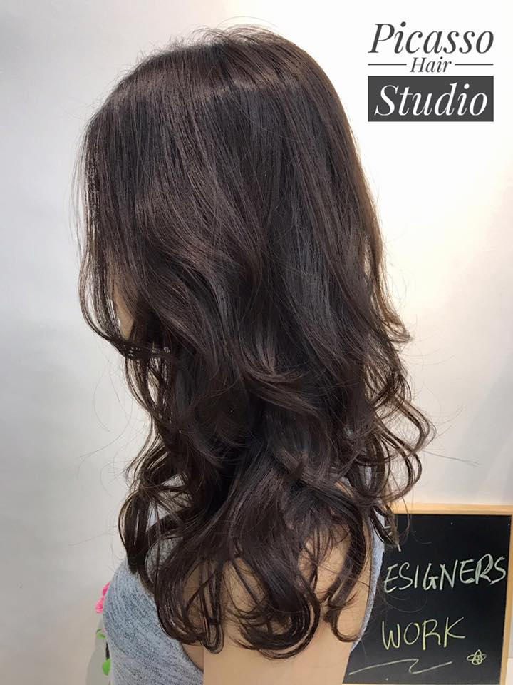 Volume Perm (Jeremy) from Picasso Hair Studio