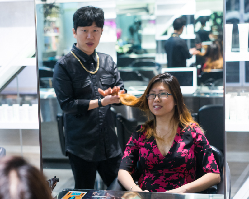 Consultation by Joel Park at Pro Trim