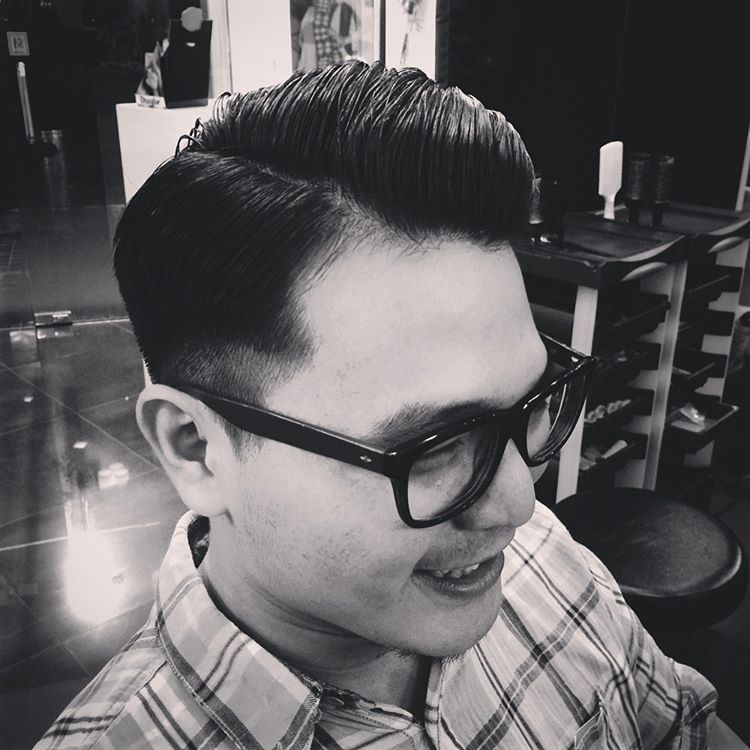 Men's Dapper Cut for 30s by Focus Hairdressing
