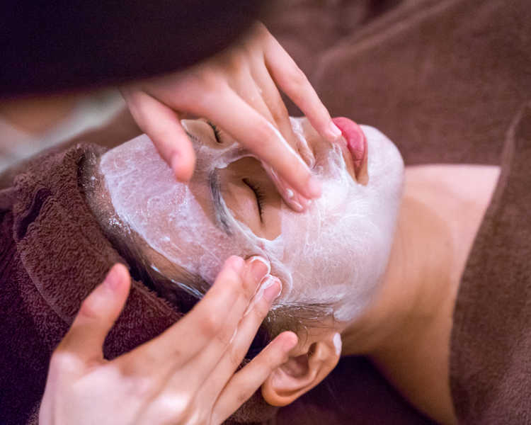 No Extraction Facial at Face Plus by Yamano