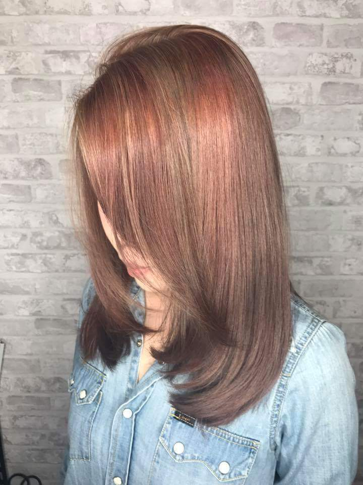 Brown Hair Colour by Color Bar by Full House