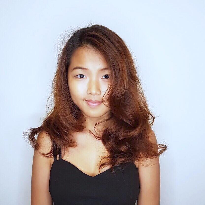 Balayage Suitable for Textured Perm