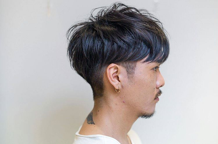 Two Block Haircut Styling by COVO Japanese Hair Salon