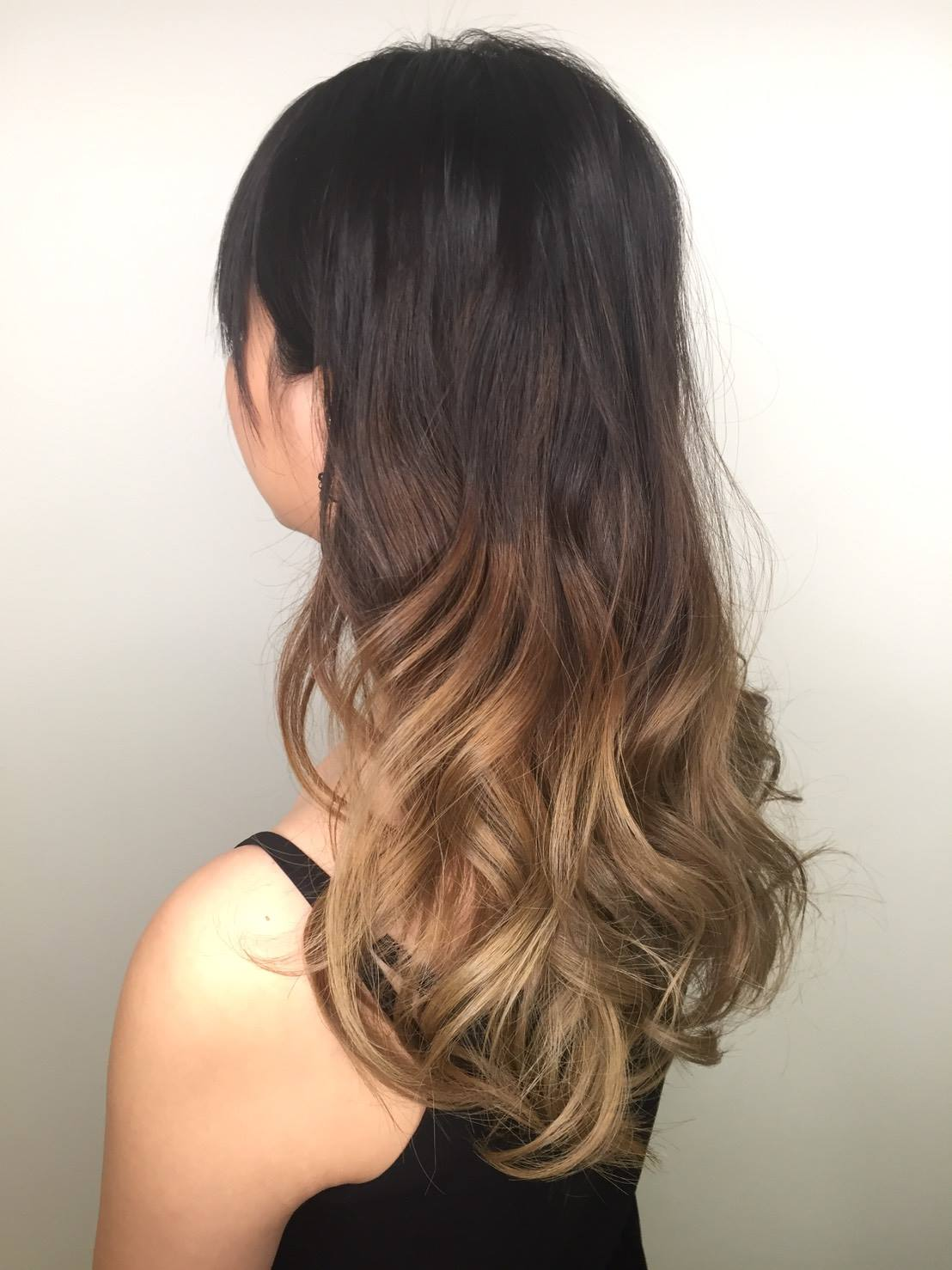 Blonde Ombre Hair Colour by Risel