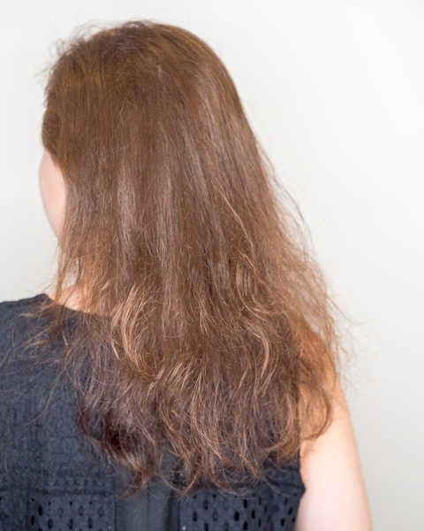 Frizzy Hair After Perm