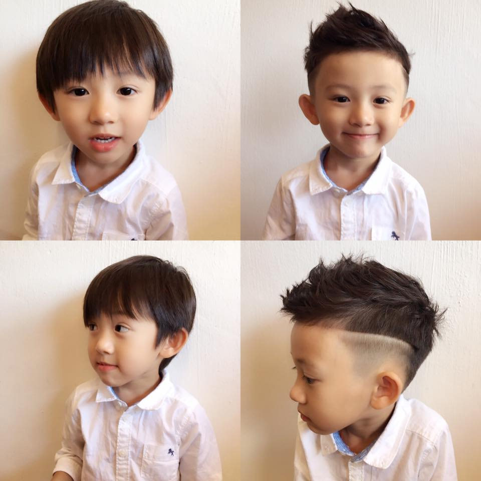 Hair Tattoo for Kids by No. 8 Hair Studio