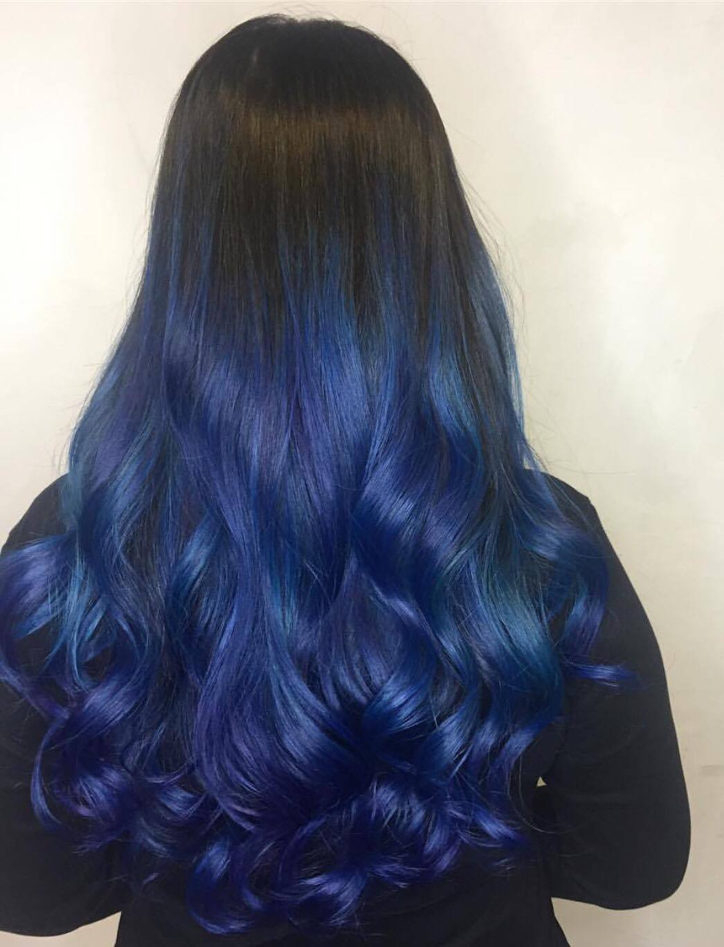 Blue Ombre by 99 Percent