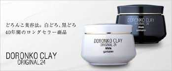 Doronko Clay to Treat Acne at Face Plus by Yamano