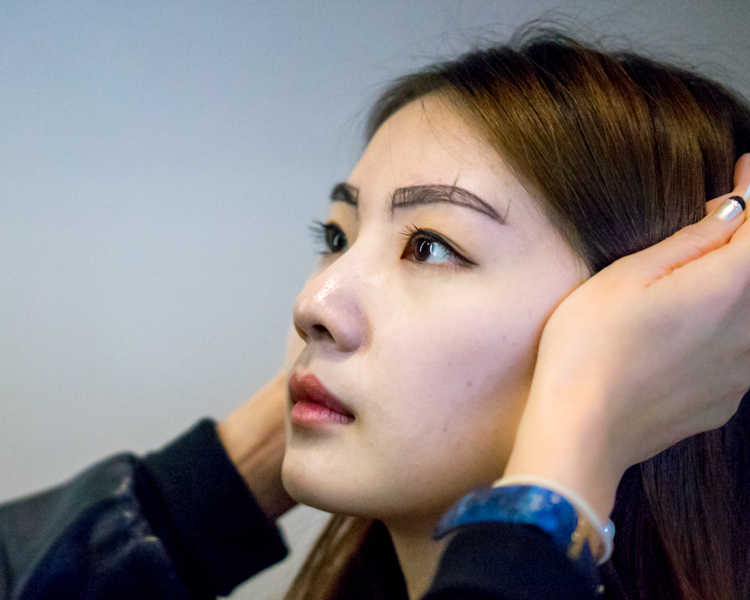 Eyebrow Consultation by Cecilia Chng at Follicle Salon